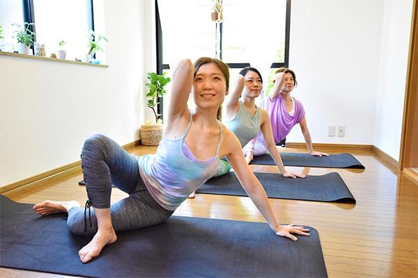 Radiant Heart -Bow yoga Healthy life style Studio-